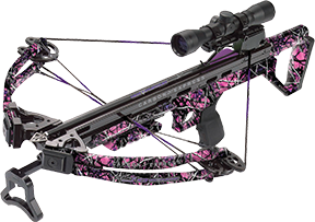 Eastman Outdoors Inc 17 Covert 3.4 Hot Pursuit Crossbow Kit