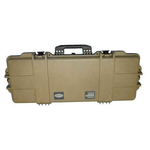 Boyt Harness H36SG Takedown/Tactical Hard Gun Case-Drk Earth