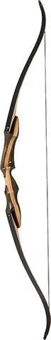 "Western Recreation Ind 18 Edge Takedown Bow 62"" 40# Right Hand"