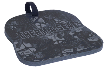 "Nep Therm-A-Seat 1.5"" Thick Original Grey Invision"