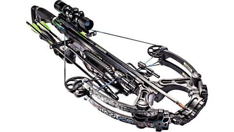 Barnett Razr Ice Compound Crossbow,Color Mossy Oak Treestand Mnochromatic Camo 78500