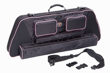 ".30-06 Outdoors .30-06 Outdoors 41"" Slinger Bow Case System w/Pink Accent SBC-PK"