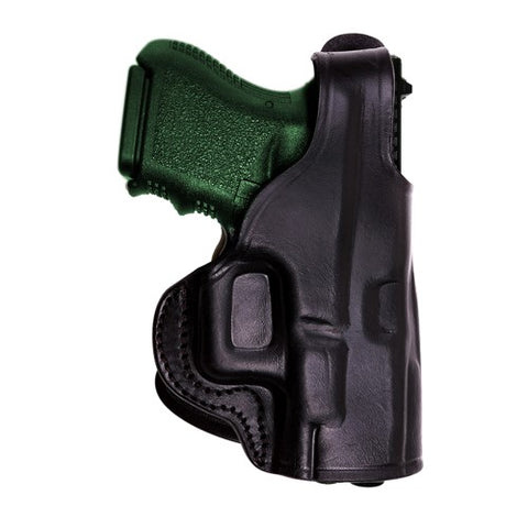 Tagua HK 45 Thumb Break Paddle Holster Black RH PD1-500