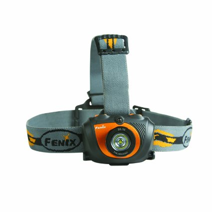 Fenix HL30 200 Lumen H Series Flashlight Black