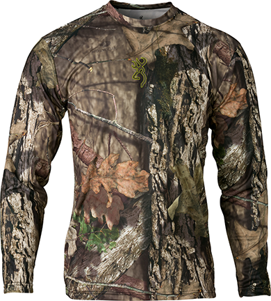 Browning Browning Vapor Max Long Sleeve Shirt Breakup Country 2X