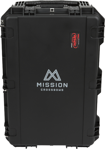 Skb Corporation *M SKB I-Series Mission Sub 1 Crossbow Case
