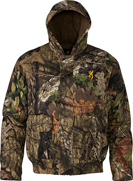 Browning Wasatch Insulate Hood Jacket Breakup Country Medium 30413728-M