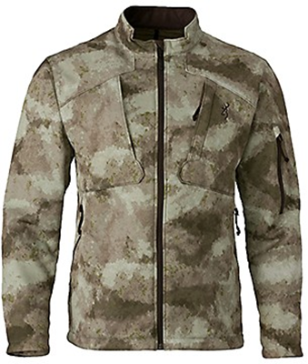 Browning Hells Caynon Speed Backcountry Jacket A Tacs AU Camo Medium