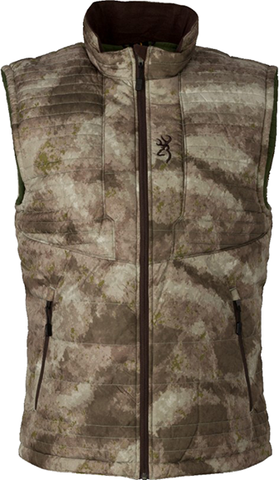 Browning Hells Canyon Speed Strike Vest A-Tacs AU Camo XL