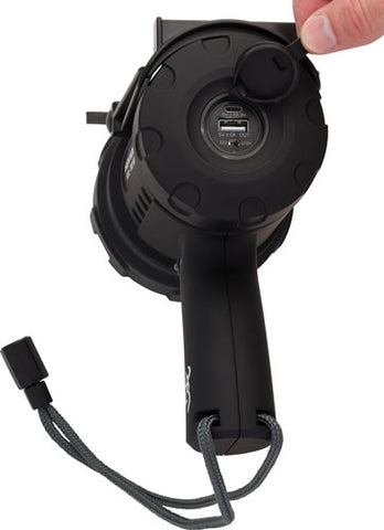 Bg High Noon L.E.D. Spotlight 87-1800 Lumens Rechargeable 3717774