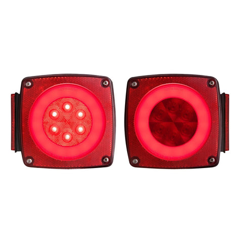Optronics LED GLOLIGHT Traditional Style Trailer Light Kit