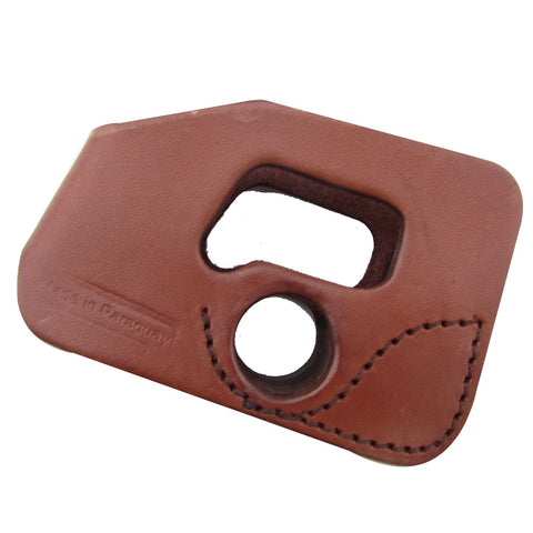 Tagua Kahr P45 Brown Ambidextrous Ultimate Pocket Holster UPK-1157