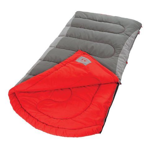 Coleman Dexter Point 50 Contoured Sleeping Bag Big and Tall