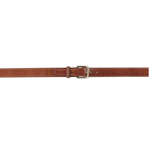 Gould & Goodrich Chestnut Brown 1 1/4 inch Shooter's Belt size 48
