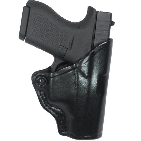 Gould & Goodrich Black Tension Belt Slide Holster Fits Remington R51 LH