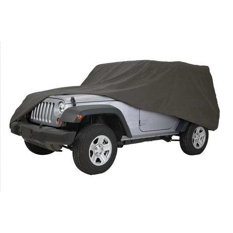 "Classic Accessories Polypro 3 Jeep Wrangler Cover 161""Lx65""W"