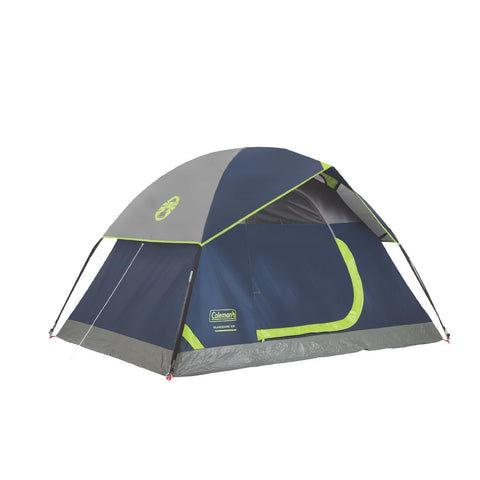 Coleman Sundome 2 Tent 7x5 Foot Blue