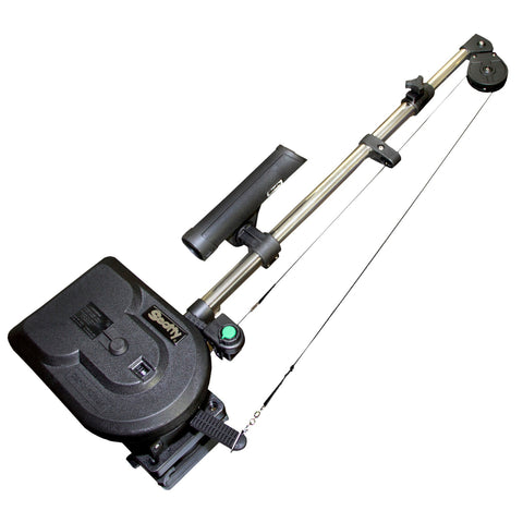 Scotty Fishing Scotty Depthpower Electric Downrigger 60in Telescopic Boom 1106B