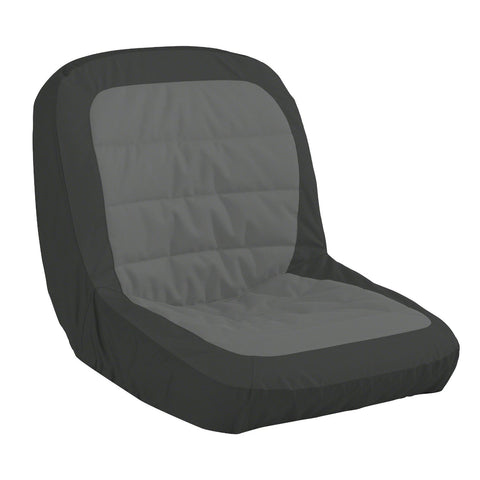 Classic Accessories Contoured Lawn Tractor Seat Cover Medium 52-137-380301-00