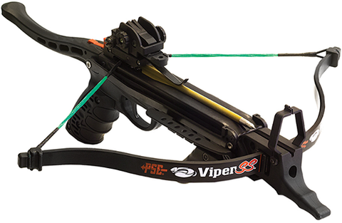 Precision Shooting Equip PSE Viper SS Handheld Crossbow Package
