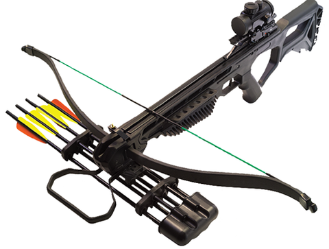 Precision Shooting Equip PSE Jolt Crossbow Package