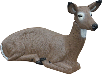 Rinehart Targets Bedded Doe Decoy