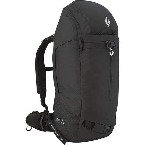 Black Diamond Saga 40 Jetforce Pack M/L Blk