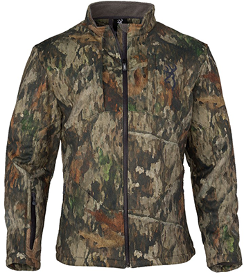 Browning Hells Canyon Speed Backcountry FM Jacket A-Tacs Camo Large