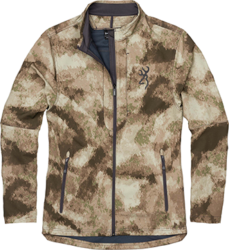 Browning Hells Canyon Speed Javelin-FM Jacket A-Tacs Camo Medium