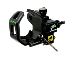 New Archery Apache Arrow Rest Righthand Black