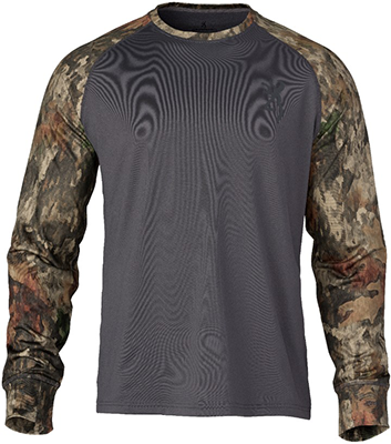 Browning Hells Canyon Speed Riser-FM Baselayer L/S Shirt 2Xlarge
