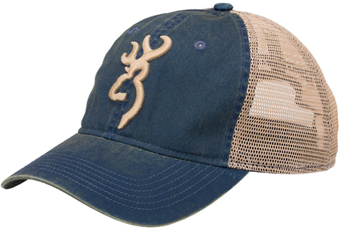 Browning Browning Willow Buckmark Cap Navy