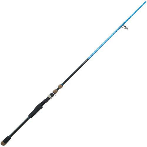 Wright & McGill Blair Wiggins S-Curve Inshore Casting Rod Medium Fast WMFBML72C1