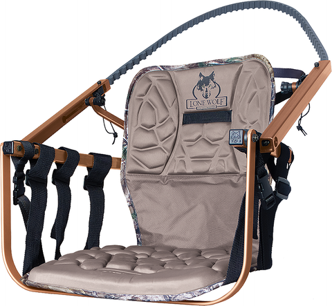 Lone Wolf Treestands Alpha Sit and Climb Seat Only