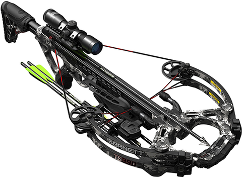 Barnett Outdoors Llc 18 Barnett TS390 Crossbow Pkg w/4x32 Scope