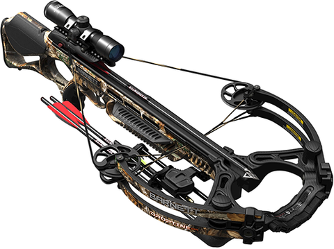 Barnett Outdoors Llc 18 Barnett Droptine STR Crossbow Pkg w/4x32 Scope