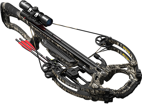 Barnett Outdoors Llc 18 Barnett Whitetail Pro STR Crossbow Pkg w/4x32 Scope