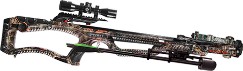 Barnett Outdoors Llc 18 Barnett Raptor Pro STR Crossbow Pkg w/4x32 Scope