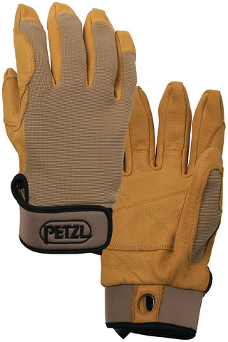Petzl Cordex Light Glove S Tan