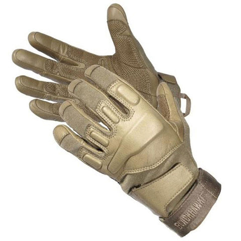 BLACKHAWK S.O.L.A.G H.D. GLOVES MEDIUM TAN