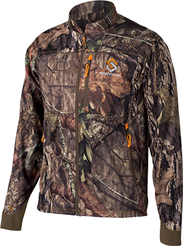 Scentlok Savanna Crosshair Jacket Mossy Oak Country Medium