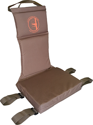 Cottonwood Outdoors Corp Cottonwood SOP Seat Tan