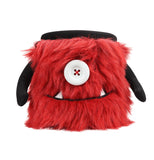 8BPlus Bruno Furry Rock Climbing Chalk Bag Monster