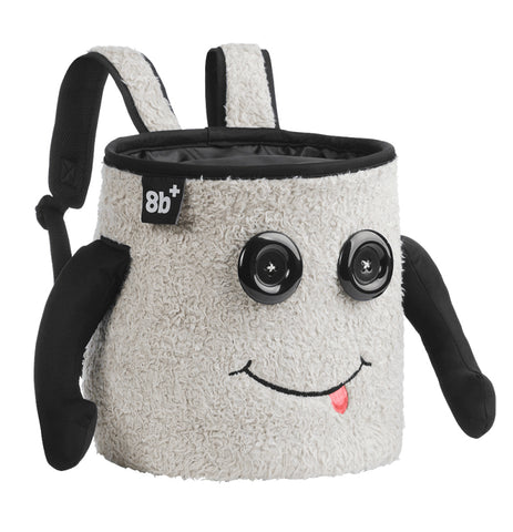 8BPlus Felix Maxi Furry Rock Climbing Backpack Monster