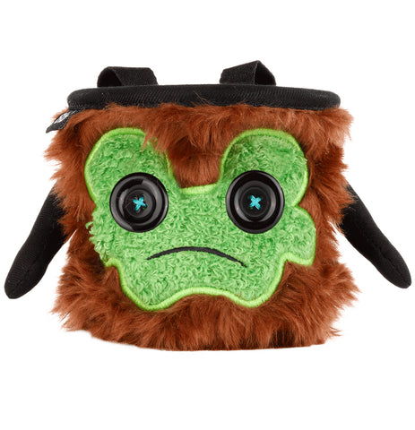 8BPlus Franz Furry Rock Climbing Chalk Bag Monster