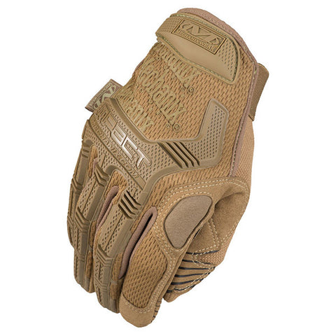 Mechanix M-Pact Coyote Glove Impact Protection Large