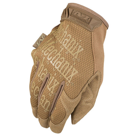 Mechanix The Original Coyote Glove Tactical Large