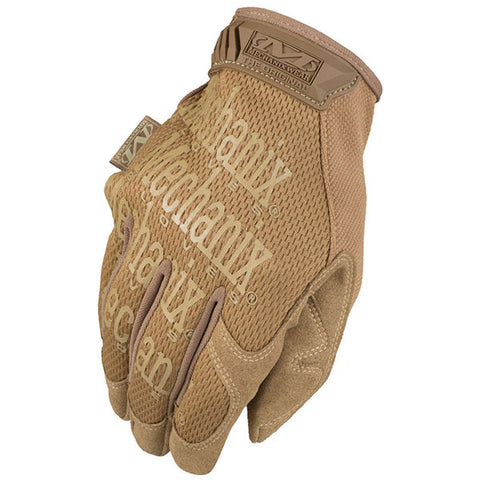 Mechanix The Original Coyote Glove Tactical Small