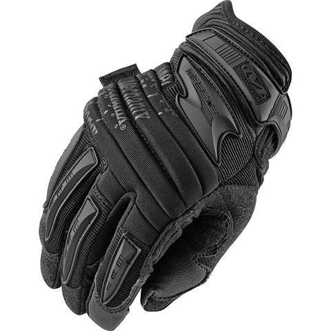 Mechanix M-Pact 2 Covert Glove Heavy Duty Protection Black Large