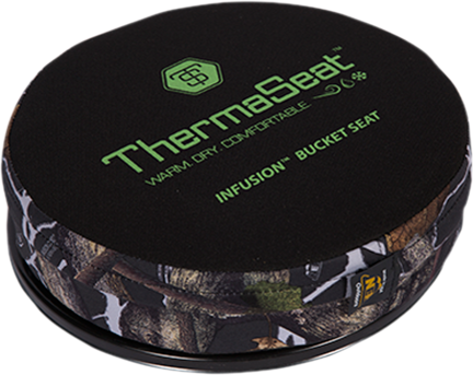 Nep Therm-A-Seat Infusion Bucket Seat Black/Invision Camo